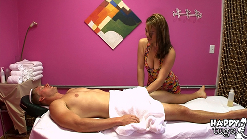 Laci Hurst Massage Girl